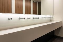 Wall Mounted Sensor Tap & Soap Dispenser